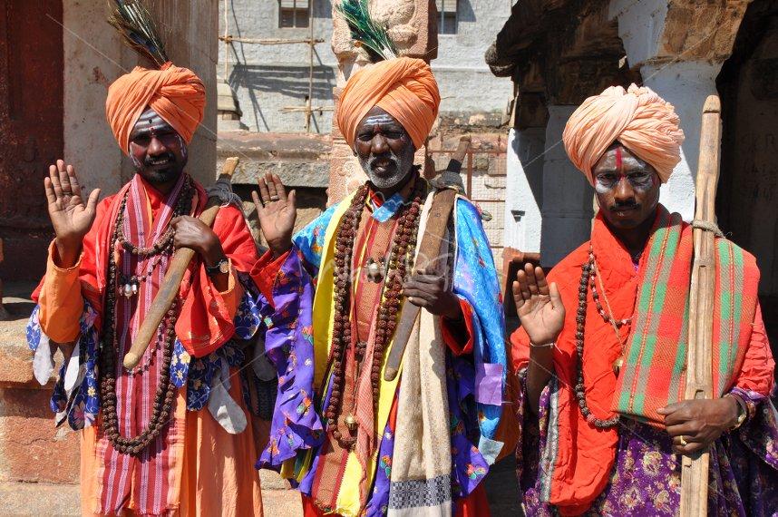 Hampi, Inde, 2009