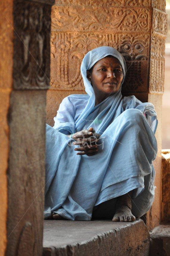 Aihole, Inde, 2009