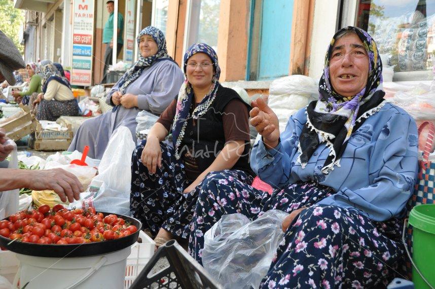 Isparta, Turquie, 2009